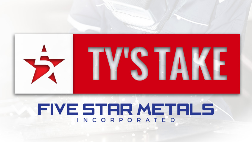 Ty's Take April 2019