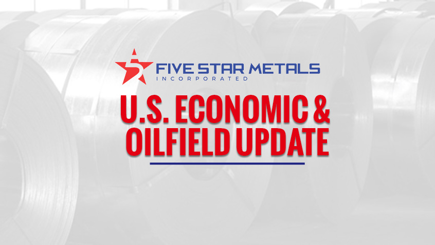 Video: U.S. Economic and Oilfield Update