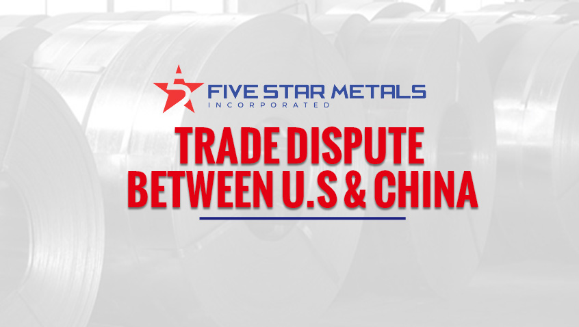 Video: Trade Dispute Between U.S & China