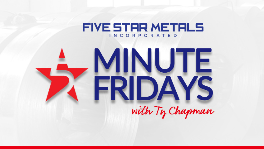 Five Minute Fridays: News Impacting World Oil Markets