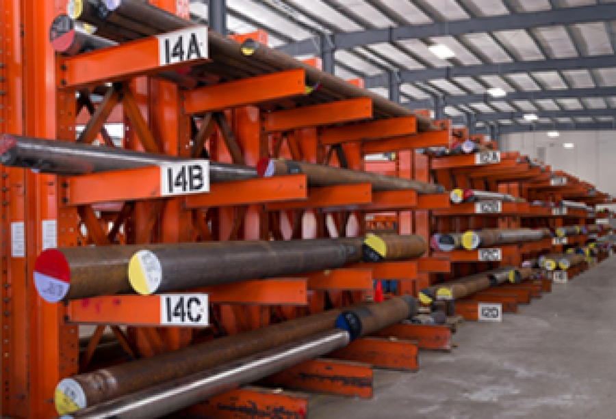 Houston Steel Suppliers - Metal Distributor | Five Star